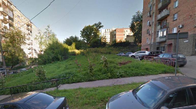 Сквер в границах улиц Ковалихинской и Фрунзе