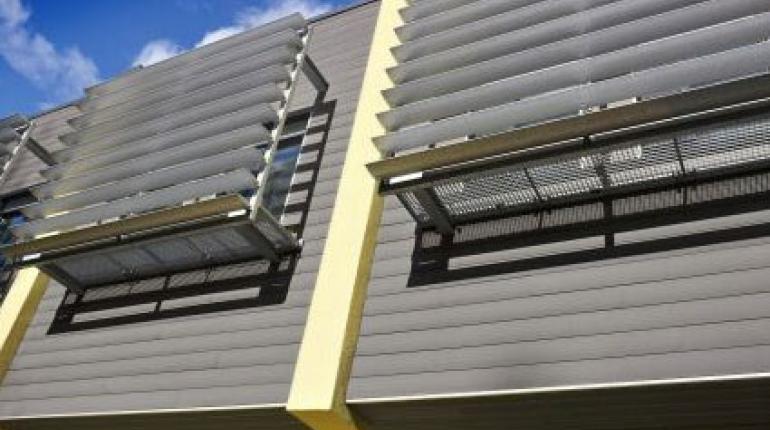 Проектирование вентфасадов (вентилируемых фасадов), подготовим проект навесного вентфасада | TERRADECK